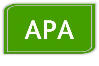 Annotated bibliography - Citation Style: APA - Research